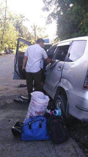"""Perampok """"Penguasa"""" Kiliranjao-Tanjungpauh Beraksi di Kuansing, 6 Orang Kritis"""