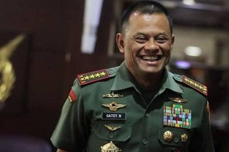 Diundur Satu Hari, Panglima TNI Jenderal Gatot Nurmantyo Dijadwalkan Tiba di Siak Rabu pagi