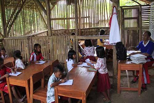 Sejumlah Guru Bantu Provinsi di Kabupaten Kampar Terancam Tak Terima Gaji Lagi akibat Amburadulnya Pendataan