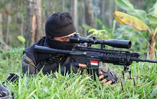 Polisi Siapkan Penembak Jitu di Titik Rawan Kriminalitas di Perbatasan Riau