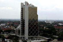 kantor-pusat-bank-riau-kepri-di-menara-dang-merdu-tutup-akibat-ada-karyawannya-positif-covid19