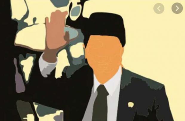 Oknum Anggota Dewan Diduga Pukul Warga, tapi BK DPRD Kampar belum Bersikap