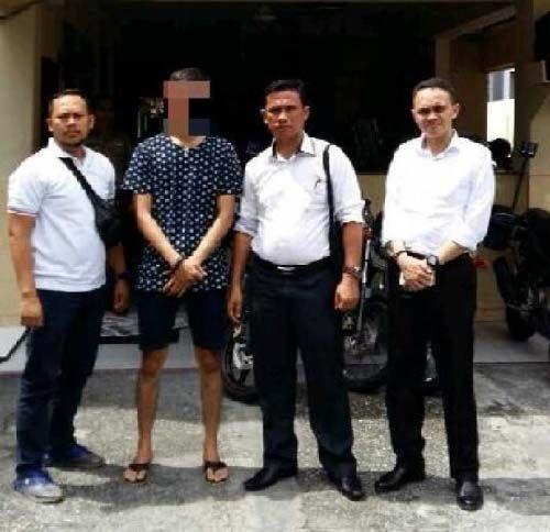 Polisi Cari <i>Airsoft Gun</i> yang Dipakai untuk Menembak Mahasiswa di MP Club Pekanbaru dan Disebut Telah Dibuang Pelaku ke Sungai Ujungtanjung Rohil