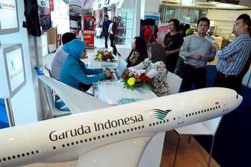 Pengusaha Perjalanan Wisata di Riau Kecewa Pemotongan Komisi oleh Garuda Indonesia