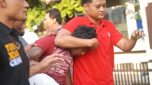 Pelaku Begal di Tugu Keris Jalan Pattimura Pekanbaru Dibekuk Polisi saat Lagi Santai di Rumah