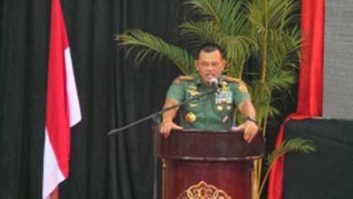"Kepada Kaum Muda Riau Jenderal Gatot Bilang Sekarang Indonesia Sedang ""Dijajah"" lewat Medsos, Waspadalah...!"