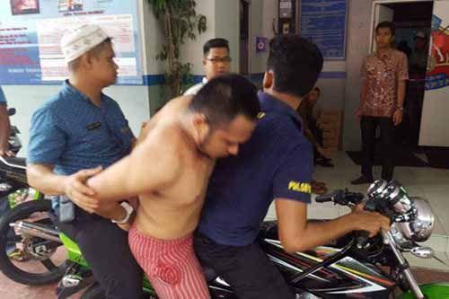Sebagian Napi Rutan Sialangbungkuk Pekanbaru Terdeteksi di Kabupaten Pelalawan