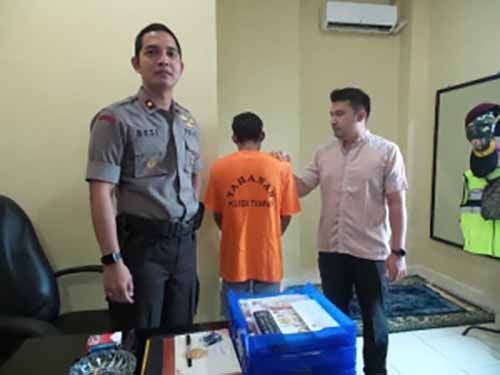 Pelaku Penikaman di Kafe Remang-remang Sekitar Terminal AKAP Pekanbaru Mengaku Sempat Cari Pinjaman untuk Pengobatan Korban