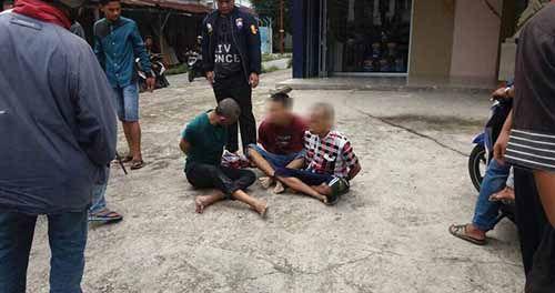 70 dari Ratusan Tahanan Rutan Sialangbungkuk Pekanbaru yang Kabur Ditangkap!