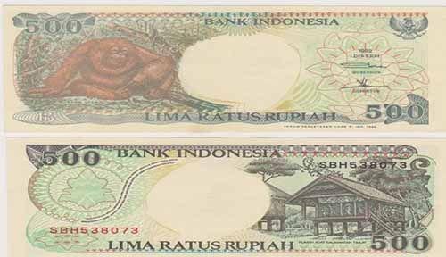 Wow! Uang Kertas 500-an Lawas yang Dulu Sering Digunakan untuk Mengejek Orang Lain Kini Harganya Rp1,5 Juta