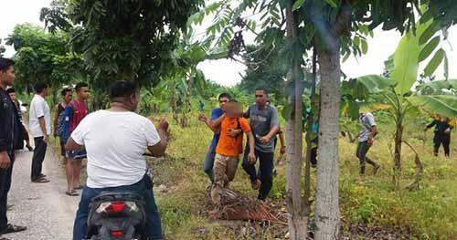 TNI dan Polri Turun Tangan Buru Napi Sialangbungkuk Pekanbaru yang Kabur, Ada yang Ditangkap di Sawah dan Perkampungan