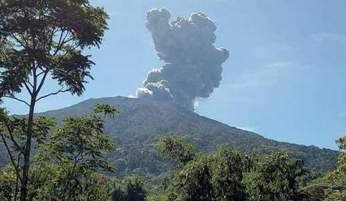 Ini 9 Identitas Pendaki yang Terjebak akibat Letusan di Gunung Marapi Sumbar, 5 Asal Kuansing, 2 Warga Pekanbaru dan 2 dari Payakumbuh