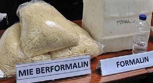 Pemilik Pabrik Mi Pakai Pengawet Mayat di Pekanbaru Ditetapkan sebagai Tersangka