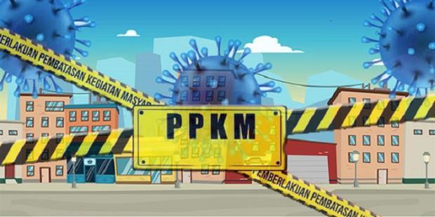 Kota Pekanbaru Masih Terapkan PPKM Level 2 hingga 18 Oktober