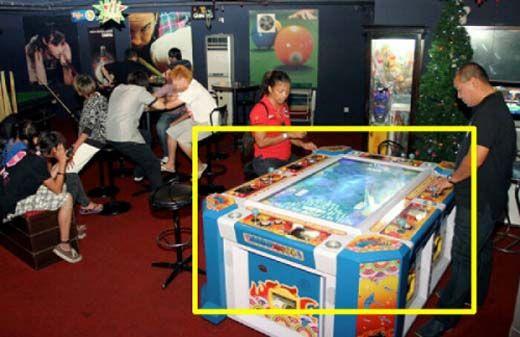 Hebat… Hampir di Semua Tempat Kena Razia, tapi Gelper Berkedok Permainan Anak di Kota Duri Tetap Langgeng dan Tak Tersentuh