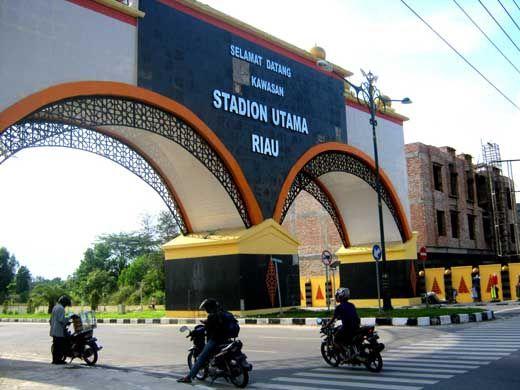Stadion Utama Riau Semakin Tak Aman, 4 Motor Mahasiswi Dibobol saat Ditinggal Berolahraga