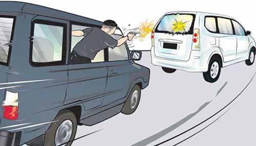 Perampok Mobil L300 di Km 8 Jalan Garuda Sakti Kampar Dibekuk di Baganbatu Rohil, Nomor Rangka Sudah Diganti