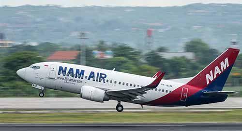 Mau Terbang Gratis Pekanbaru-Medan Bersama NAM Air? Begini Caranya