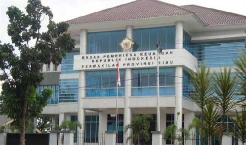 BPK RI Terus Evaluasi Laporan Keuangan Pemerintah Daerah, Wabup Siak Alfedri: Pimpinan OPD yang Menyusun Laporan Benar-benar yang Berkompeten