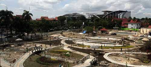 Penyidik Kejaksaan Verifikasi Barang Bukti Terkait Dugaan Korupsi Pembangunan Ruang Terbuka Hijau di Kota Pekanbaru