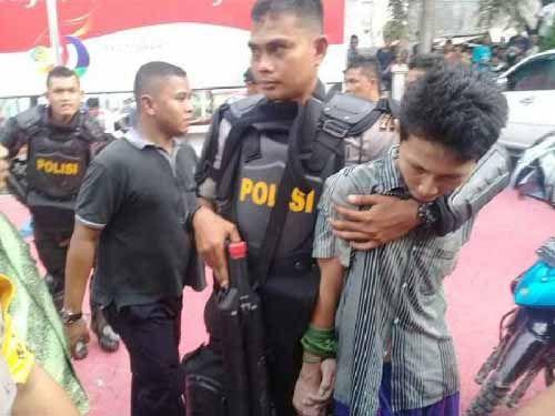 Tak Ada Insiden Penyanderaan Anak Saat 200 Napi Kabur dari Rutan Sialangbungkuk Pekanbaru