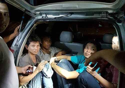 Hanya Beberapa Jam setelah Kabur dari Rutan Sialangbungkuk Pekanbaru, Pelarian Tahanan Kabur Sudah Hampir sampai Sumbar