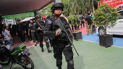 Sebanyak 171 Tahanan Kabur Rutan Sialangbungkuk Pekanbaru Sudah Tertangkap