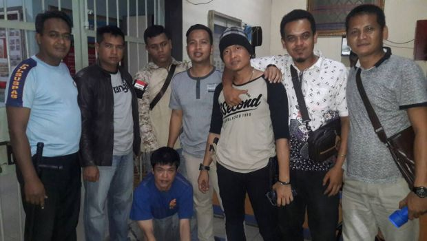 Akhir Pelarian Seorang Tahanan Rutan Sialangbungkuk; Sudah Menyamar Jadi Pelajar Pakai KTP Palsu, tapi Akhirnya Tertangkap Juga di Jalan Lintas Minas-Pekanbaru