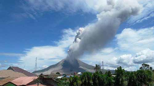 Siswa SMP Kuansing yang Hilang di Gunung Marapi Sumbar Akhirnya Ditemukan, Selama 3 Hari Berada di Jurang