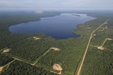 Taman Nasional Zamrud Siak, Ekologi Wisata Bermanfaat di Riau