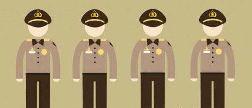 Penyegaran, Sejumlah Pejabat Polres Inhu Dimutasi