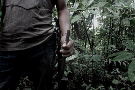 Senjata Makan Tuan! Berburu Ayam Hutan, Warga Peranap Inhu Tewas Tertembak Senapan Angin Miliknya