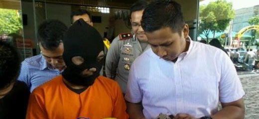 Perampok Bersenjata Api yang Kerap Teror Ibu-ibu Pulang dari Bank Dilumpuhkan Polisi Pekanbaru