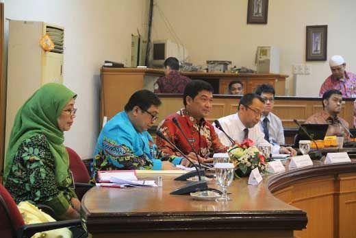 Pernah Bertugas di Kampar, Kadistamben Riau Syahrial Abdi Digadang-gadang Jadi Penjabat Bupati Isi Kursi Jefri Noer?