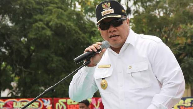 Agar Warganya tak Ragu, Kepala Daerah di Riau Ini Bersedia Jadi Orang Pertama Divaksin Cobid-19