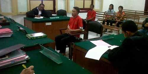 Terpidana Mati Kasus Pengiriman 270 Kg Sabu-sabu Asal Bengkalis Dimiskinkan di Perkara Pencucian Uang yang Disidangkan di PN Medan