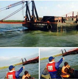 Kapal Penarik Tongkang Bermuatan Sawit Tabrak Tanker di Perairan Rupat, 2 ABK Hilang