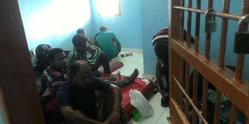 Dalam Sepekan, Polisi-TNI di Riau Amankan 26 Warga Bangladesh yang Akan ke Malaysia secara Ilegal