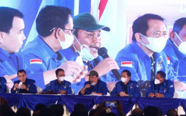 Ketua DPD Partai Demokrat Kepri Hadir di KLB Sibolangit Disebut karena Ada Tekanan Terkait soal Hukum