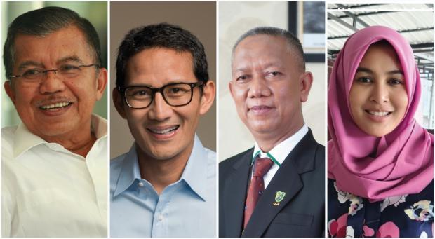 Jusuf Kalla dan Sandiaga Uno Diundang UIR Berbagi Pengalaman Kiat Sukses Menjadi Pengusaha dengan 1.000 Mahasiswa
