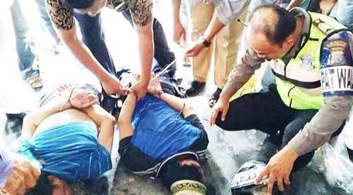 Ada Satu yang Paling Dicari Polisi dari 400-an Tahanan Kabur Rutan Sialangbungkuk, Siapa Dia?