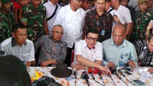 Menteri Yasonna Marah Besar dan Minta Polisi Pidanakan Petugas Pemeras di Rutan Sialangbungkuk Pekanbaru: Mereka Harus Dikasih Pelajaran, Taruh di Sel Biar Tahu Rasa!