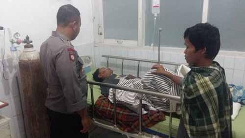 Siswa SMP Kuansing yang Hilang di Gunung Marapi Sumbar Dirawat di Rumah Sakit Batusangkar, Begini Kondisi Yandri