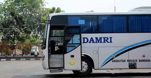 Horee... Bus DAMRI Rute Bangkinang-Bandara SSK II Beroperasi Jelang Lebaran