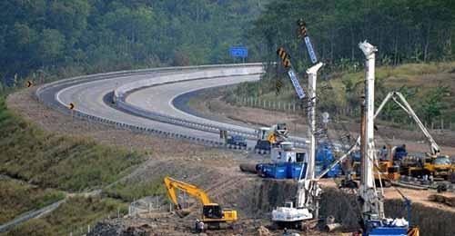 Tol Lintas Sumatera Disiapkan Jadi Alternatif untuk Mudik Lebaran 2017 jika Non-Tol Tersendat