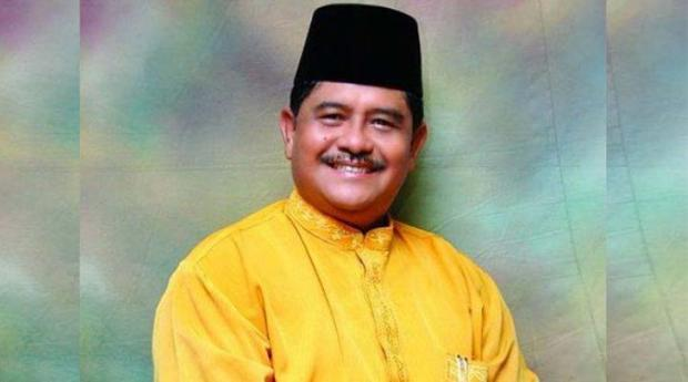Masgaul Yunus, Wakil Calon Bupati Rokan Hulu dari Partai Golkar Tutup Usia