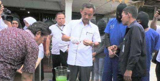 Dipasok dari Luar Negeri, BNN Riau Sita 2 Jenis Ekstasi Langka dari Bandar Narkoba yang Nyaris Tewas akibat Overdosis, Salah Satunya Merek Minion