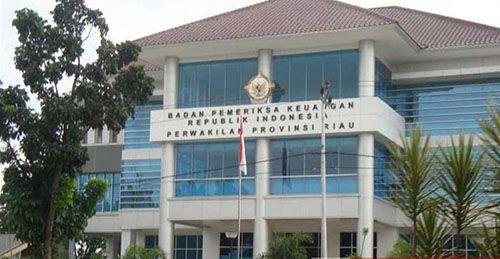 Terkait LKPD Kabupaten Siak 2016, BPK RI Perwakilan Riau Lakukan Pemeriksaan secara Intern