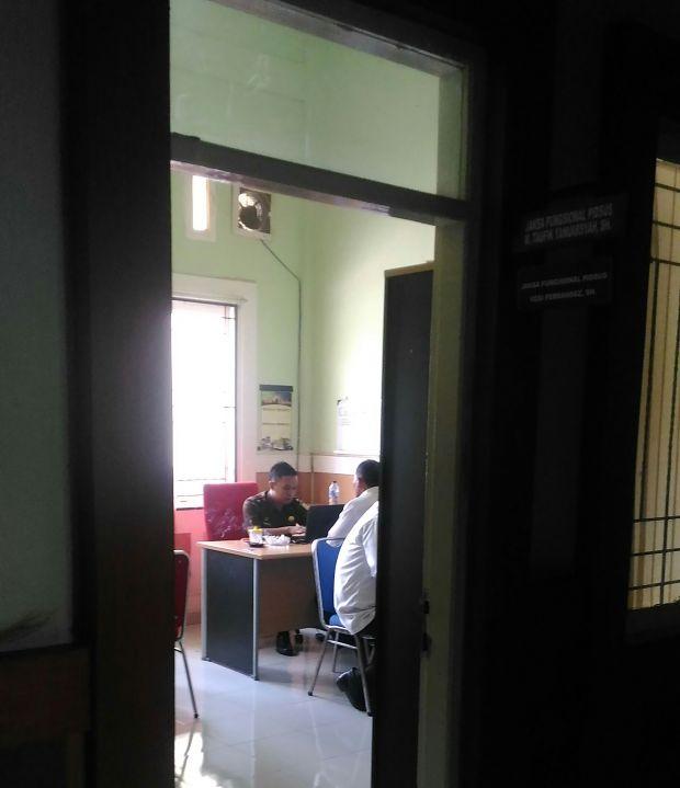 MELAWAN LUPA: Sejumlah Penghulu Kampung Kembali Diperiksa Kejari Siak Terkait Kasus Dugaan Korupsi Program Simkudes Tahun 2015