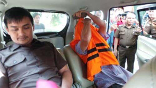 """Mantan Kepala BPN Kampar Ditahan Kejati Riau lantaran Diduga Jadi """"Mafia"""" Lahan di Taman Nasional Tesso Nilo"""